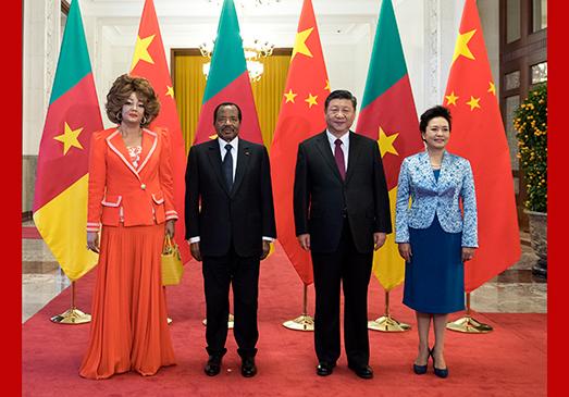 Ши Жиньпин Камеруны ерөнхийлөгчтэй хэлэлцээр хийв