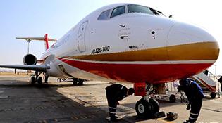 Хятадын бие дааж судлан үйлдсэн анхдагч тийрэлтэт нисэх онгоц үзүүлэг нислэгийн шатандаа оров