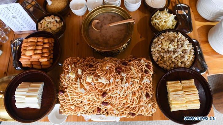 Өвөрмонголын өөртөө засах орноос 8 өвөрмөц монгол хоолны жагсаалтыг гаргав