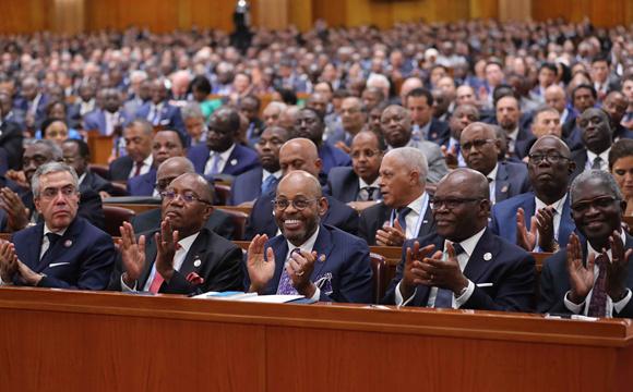 Хятад Африкийн хамтын ажиллагааны форум Бээжин дэх уулзалт нээлтээ хийв