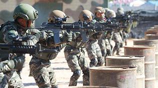 БНСУ, АНУ тэнгисийн цэргийн хамтарсан сургуулилт эхлүүлснийг буруушаав