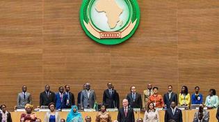 Африкийн холбооны дээд хэмжээний XXXII уулзалтын цуврал хурал эхлэв