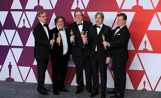 Оскарын шагнал гардуулах ёслол болов