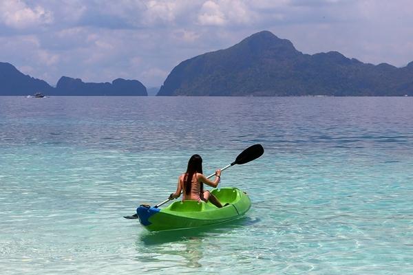 Филиппиний Палава мужийн эргийн үзэсгэлэнт байгаль