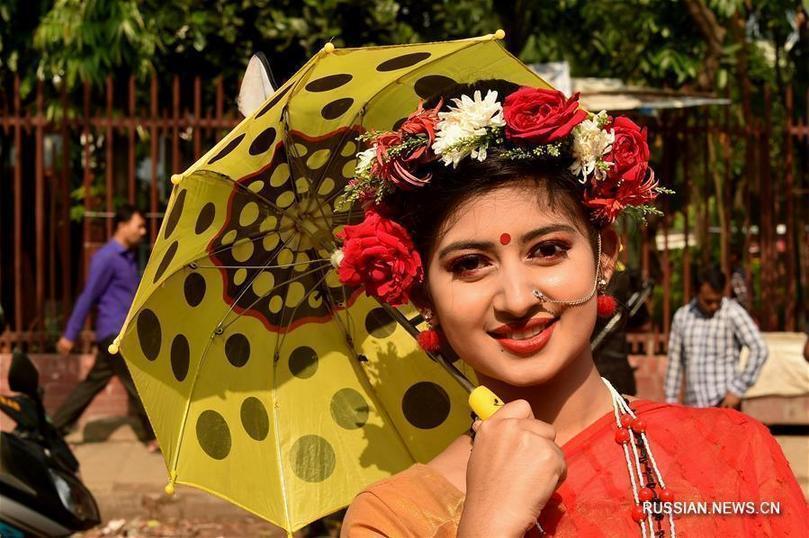 Бангладеш Бенгалийн шинэ жил