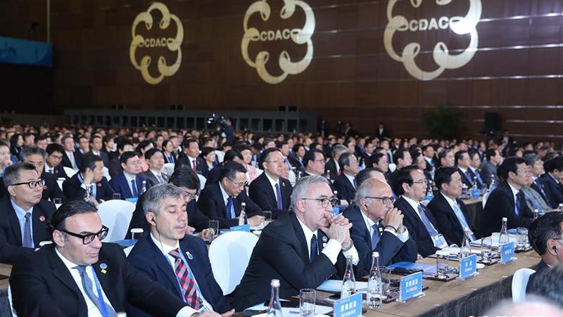 Азийн соёл иргэншлийн ярилцлагын хурал эхлэв