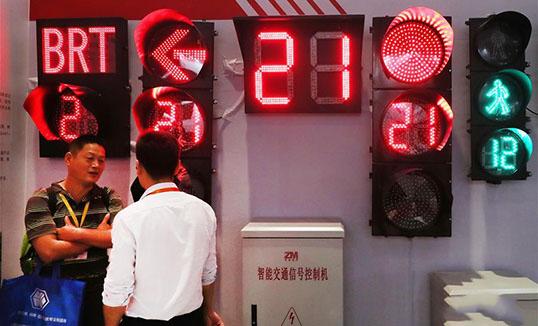 Хятадын Олон улсын ухаалаг тээврийн XIII үзэсгэлэн Шанхайд болов