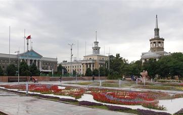 """Киргизстан: Тал нутгийн """"Торгоны зам""""-ын гэрэлт сувд"""