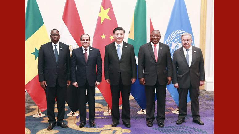 Хятадын тал Африкт өгсөн амлалтаа бүрэн биелүүлнэ