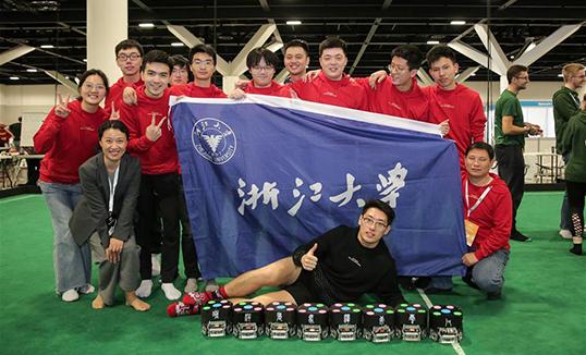 Хятадын их дээд сургуулиуд 2019 оны Роботын дэлхийн цомын тэмцээнд гайхалтай амжилтад хүрсэн