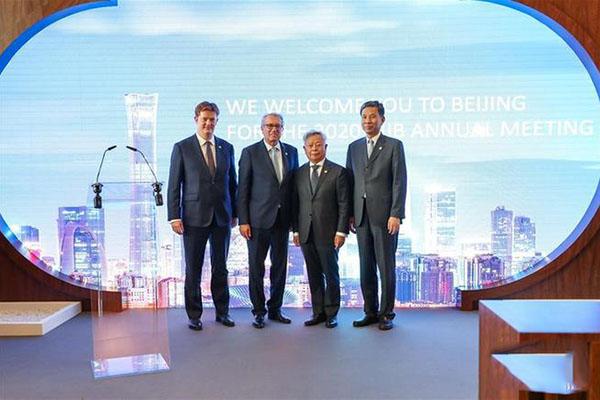 Азийн Дэд Бүтцийн Хөрөнгө Оруулалтын Банкны гишүүн орон 100 хүртэл нэмэгджээ