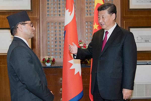 Ши Жиньпин Балбын Холбооны Парламентын дарга Тимилсинатай уулзлаа