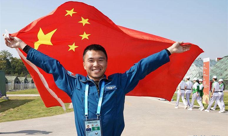 Агаарын цэргийн үндсэн таван төрөлд Хятадын баг тэргүүлэв