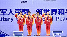 Усанд үсрэлтийн төрөлд Хятадын эрэгтэйчүүдийн баг түрүүлэв