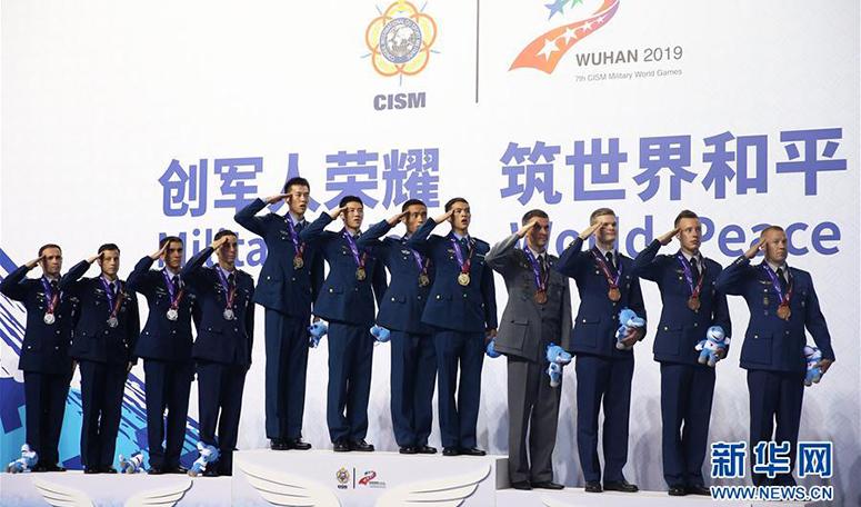 Агаарын спортын таван төрөлд Хятадын баг тамирчид тэргүүлэв