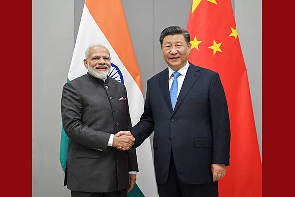 Ши Жиньпин Энэтхэгийн Ерөнхий сайдтай уулзав