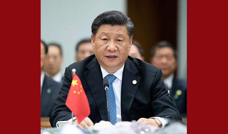 Ши Жиньпин БРИКС-ийн орнуудын удирдагчдын уулзалтад чухал үг хэлэв