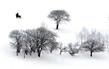 Хятадын хойд нутгуудаар агаарын температур 4-6 хэм буурч, зарим газарт их цас орно