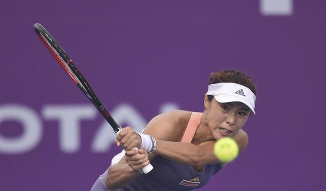 Дэлхийн эмэгтэй теннисчдийн холбооны Катар дахь нээлттэй тэмцээнд тамирчин Ван Чян эхний тойрогт ялагдав