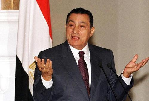 Египетийн Ерөнхийлөгч асан Мубарак таалал төгсөв