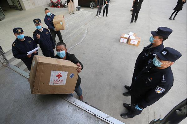 Хятад Улс Монголын тахлыг сэргийлэх ажилд туслав