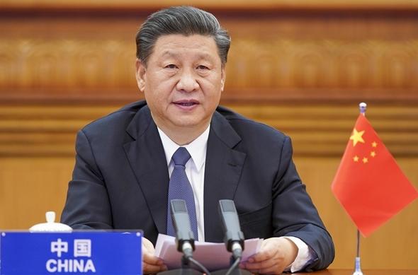 Ши Жиньпин олон улсын хамтын нийгэмлэгт итгэлцлийг бэхжүүлж COVID-19-ийн эсрэг нэгдэхийг уриалав