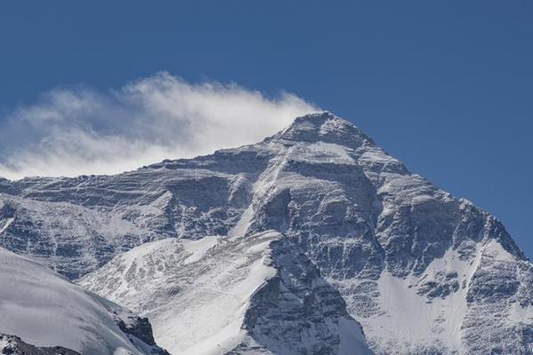 Эверест оргилоос харагдах үзэмж
