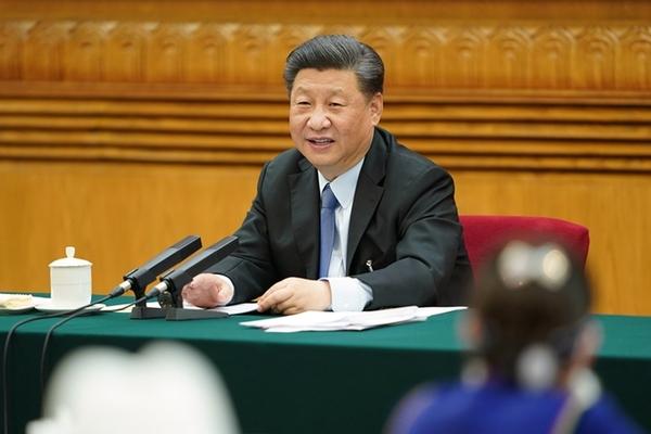 Ши Жиньпин ӨМӨЗО-ны төлөөлөгчдийн хянан хэлэлцүүлэгт оролцов